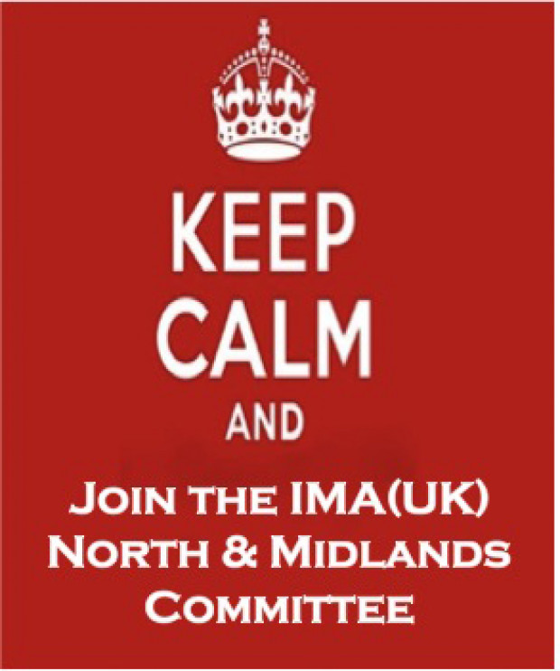 IMA UK North and Midlands Branch Regional Elections 2013