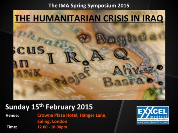 IMA Spring Symposium – book your place now!